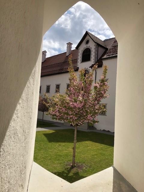 Zisterzienserstift Stams Innenhof